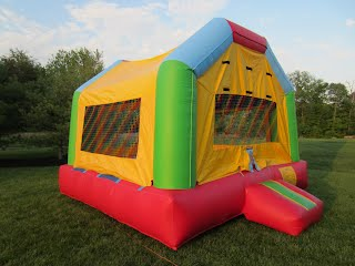 Party house moon bounce bounce house party rentals for Decor rent event woodbridge va