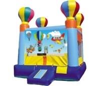 Balloon Adventure Bouncing People