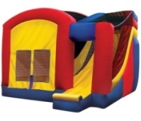 Fun House Bouncing People